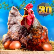 鸡鸟农场生存模拟 1
