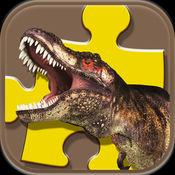 斑斑恐龙拼图 1