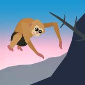 掘地求升长臂猿