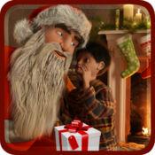 圣诞圣诞老人礼品亚军3D 1