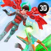 飞天使英雄战斗模拟器3D 1