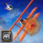 ARplane热潮:趣味兜风