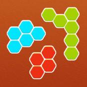 六边形木块拼图! Wooden Jigsaw! 1