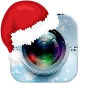 圣诞照片编辑器相框1
