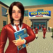 高 学校 模拟器 ...