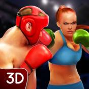 忍者拳击手冲床战斗3D 1.0.0