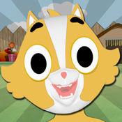 说到虚拟宠物猫兄弟咪咪和嘘声 1