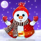 圣诞雪人制作游戏 1