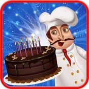 烘烤黑森林蛋糕游戏 1