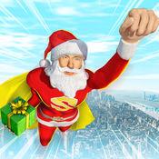圣诞 礼品 了Santa 抢救 1