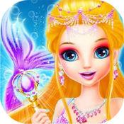 美人鱼公主的美妆派对-化妆养成类小游戏 1