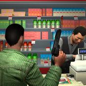 超 市场 抢劫 游...