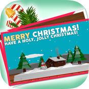 动画圣诞祝福1