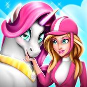 可爱马装扮游戏: 独角兽游戏的女孩 1.1