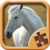 马拼图 - 益智游戏