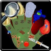 小怪兽手医生 - 儿童游戏