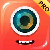 Epica Pro - 趣味相机和相片美化工具,能处理梦幻的效果和有趣的贴纸,带有丰富的滤镜,并能分享至微博和微信