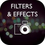 视频和照片的多重滤镜和效果