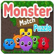 小可愛怪物瘋狂比賽 - 飛濺益智巴斯特三匹配衝擊波閃電戰Matchthree組合遊戲