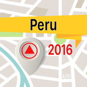 秘鲁 离线地图导航和指南 1