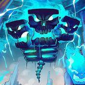 Cool Block Hero高清壁纸为Minecraft