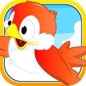 小鸟飞行挑战赛 - 可爱的动物迷宫速度