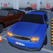 多层停车疯狂游戏 - 汽车驾驶考试有了挑战不可能 1