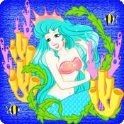 小美人鱼游戏