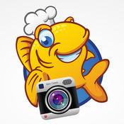 圆形鱼镜头相机 1