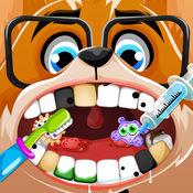牙医 動物烏托邦 的 宠物 游戏 的 小狗 和 猫 医生 的 为 孩子们