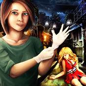 谋杀案隐藏的对象查找犯罪之谜游戏