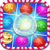 水果飞溅花园凹凸家庭:第3场比赛疯狂流行游戏