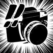 Manga Comic Camera
