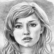铅笔素描 1.8