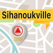 Sihanoukville 离线地图导航和指南 1