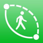 TrackMyRoute - GPS步行和遠足跟踪儀,指南針1.5