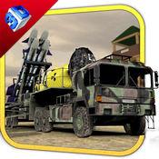 核炸弹运输卡车&卡车司机游戏