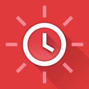 红时钟 - 简单而美丽的闹钟