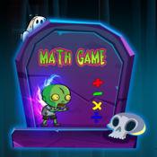 酷怪物和僵尸数学游戏 - Cool Monster & Zombie Math game