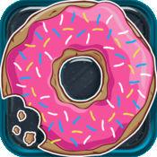 甜甜圈滚动游戏