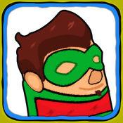 涂鸦英雄跳线 (Doodle Hero Jumper In Scribble Land)