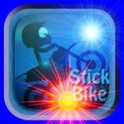 疯狂的骑自行车的人棒