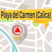 Playa del Carmen (Calica) 离线地图导航和指南1