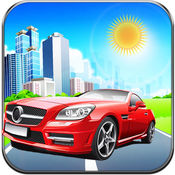 城市高速公路赛车快速交通 - 真正的游戏 1