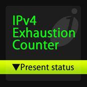 IPv4枯渇時計 1.4.0