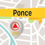 龐塞 离线地图导航和指南