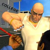 城市高中真正的匪徒生活3D游戏