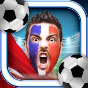 欧洲杯国旗面部彩绘 – 2016年观看足球锦标赛与你的脸上的国家的色彩