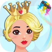 油漆和颜色公主 — — 神奇的着色书 1.1