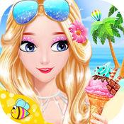 公主海滩沙龙 - 寻找隐藏物品、换装游戏
